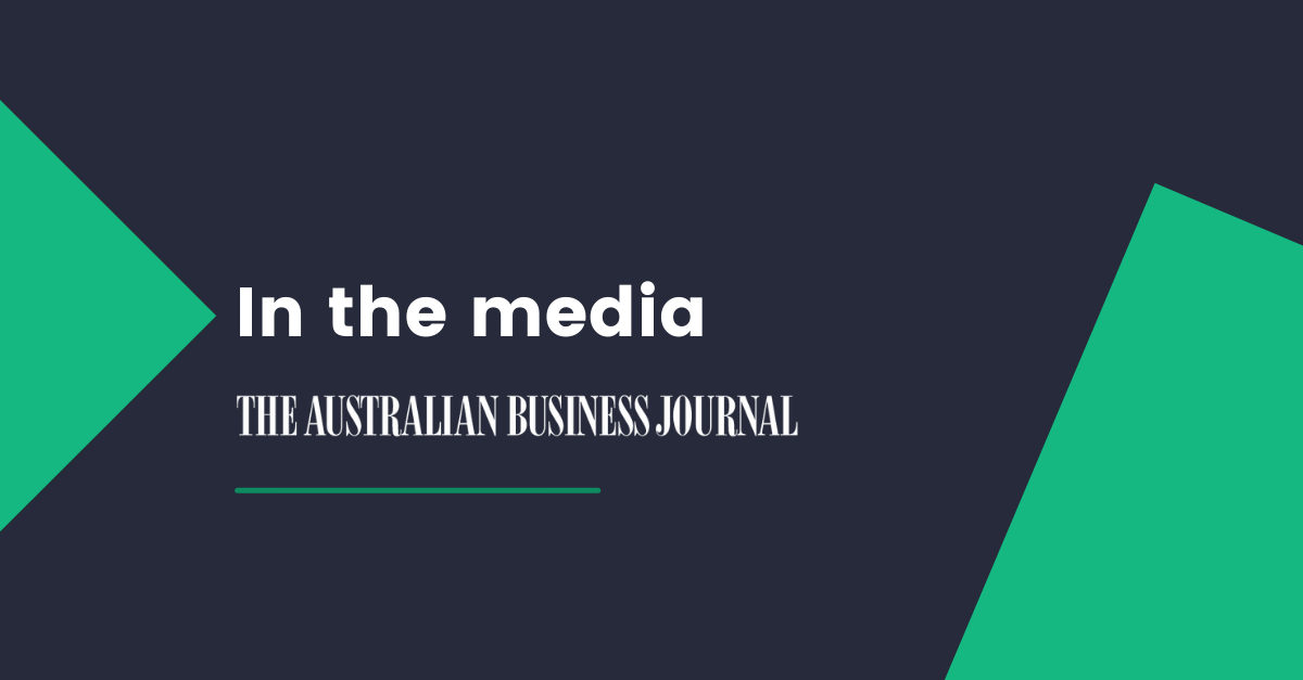 This article was originally posted by The Australian Business Journal on June 17, 2021
